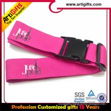 Custom polyester lanyard luggage belt