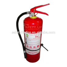 5kg powder extinguisher/ABC type fire extinguisher for sale/Fire Extinguisher supply