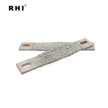 Connecteur de fil de cuivre connexions flexibles de tresse