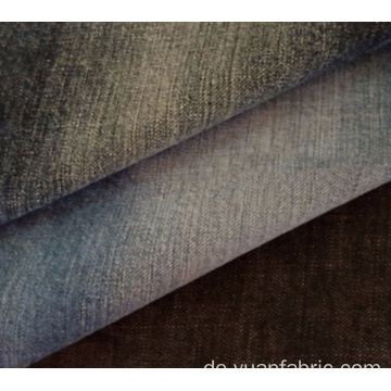 Jeans Baumwolle Garn gefärbt Woven Stretch Denim Fabric