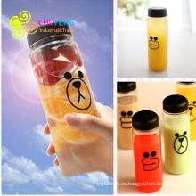 KPOP EXO Next Door My Bottle Sally Brown Lemon Juice Bottle vaso taza taza