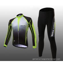 2016 Atacado personalizado Sublimation Sports Jersey Cycling Wear