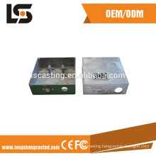 Custom Cheap Die Casting Equipment Shell Aluminum Alloy Products