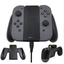 Suporte de aperto de mão com conforto para esquerda e esquerda para Nintendo Switch Joy-Con NS Handle Grip Controller Charger