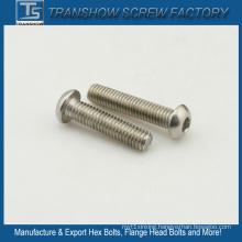 Ss304 Ss316 18-8 Stainless Steel Socket Head Screw