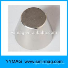 Fabricante chino de material magnético / imán de cono de neodimio