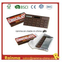 Schokoladenrechner für Werbegeschenk