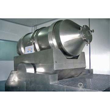 Two-Dimensional Motion Industrial Blender Mixer Machine for Mixing Dry Powder
