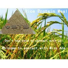 Añadidos alimenticios proteína de proteína de la comida de arroz 60 min