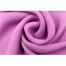 Tissu en mousseline de soie 100% polyester Hi-Multi