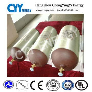 High Quality and Pressure CNG Steel Cylinder for Vehicle