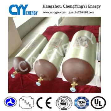 DOT Standard Seamless Steel CNG Cylinder