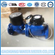 Medidor de água pré-pago com diâmetro grande de RF