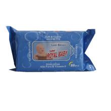 Couvercle de lingettes humides en plastique pour soins de la peau pour bébé