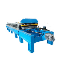 metal roofing galvanized aluminum corrugated steel sheet making machine colored steel wall roof panel cold roll forming machine