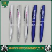 2016 Ручка Металлическая шариковая ручка с логотипом