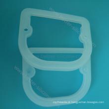 Respirador de borracha de silicone de grau médico