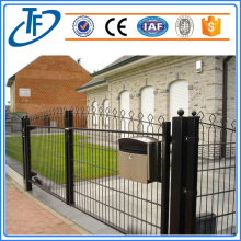 2018 Svetsat Wire Mesh Fence med Trangle Bends