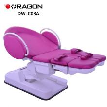 Lit Obstétrique électrique diagnostique multifonctionnel d'hôpital de DW-C03A