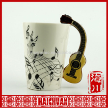 Taza de la taza de la música