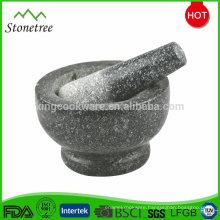 Stone cooking tools garlic masher