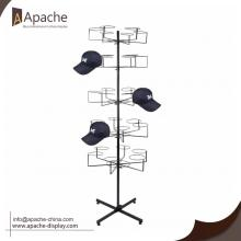 Metal Wire Cap Rack Hat Display Stand