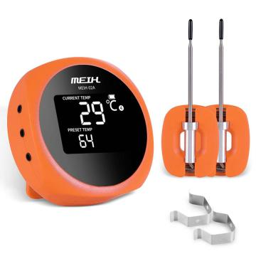 wireless smart meat thermometers for grill and cooking
