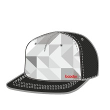 Custom Fitted Flat Hats mit 3D Embroidery (CA14081)