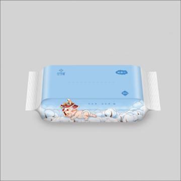 O bebê 80PCS descartável limpa a lavagem molhada seca