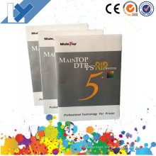 Latest Version! ! 5.3 Version Inkjet Printer Maintop Rip Software (English Version)