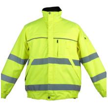 Модные мужские светоотражающие куртки