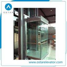 Indoor Gebraucht Panorama Aufzug Beobachtung Lift mit Bestpreis