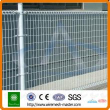 treillis métallique de clôture de double cercle