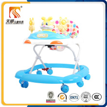 2016 Material De Plástico Do Bebê Walker Popular na China