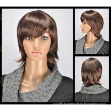 Most Fashion Popular Synthetic Hair Wig (HQ-SW-S4)