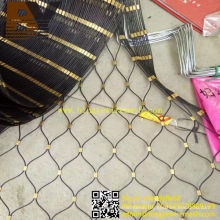 Stainless Steel Wire Rope Mesh for Anti Theft Bag