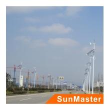 Urbanización Luz de calle solar