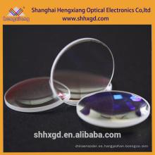 Lentes de grado óptico Infrarrojos fresnel lente bk7 / k9 materiales ópticos