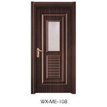 Niedriger Preis Ausgezeichnete Qualität Hotsale Melamin Tür (WX-ME-108)