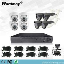 Kit DVR Keamanan 8ch 4K 8MP CCTV