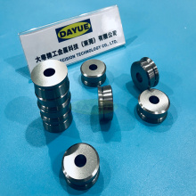 Precision cnc turning service tool steel round gasket