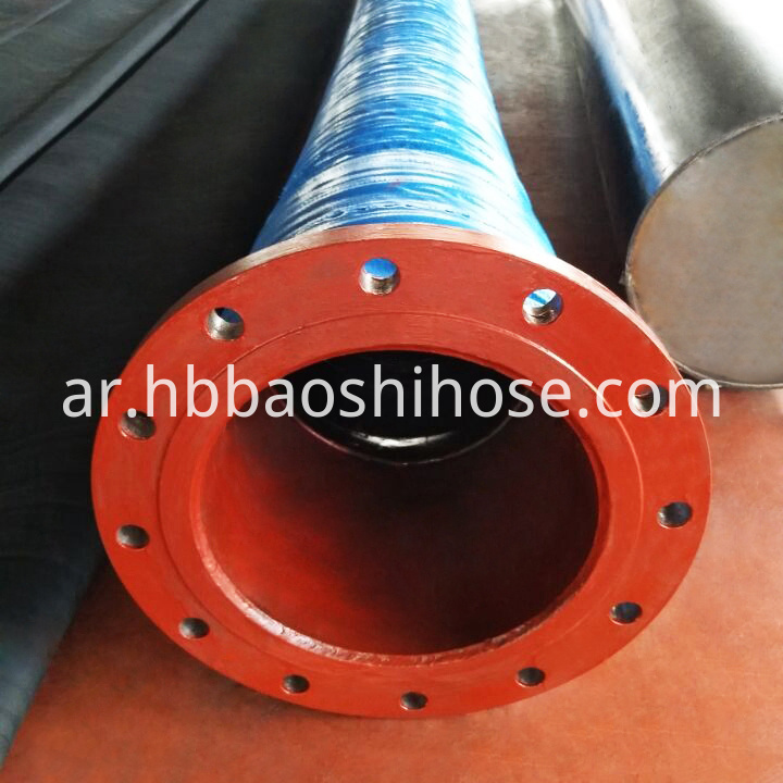 Steel Flanged Discharge PIpe
