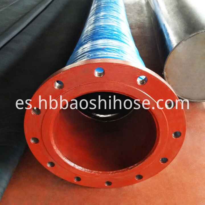 Rubber Discharge Tube
