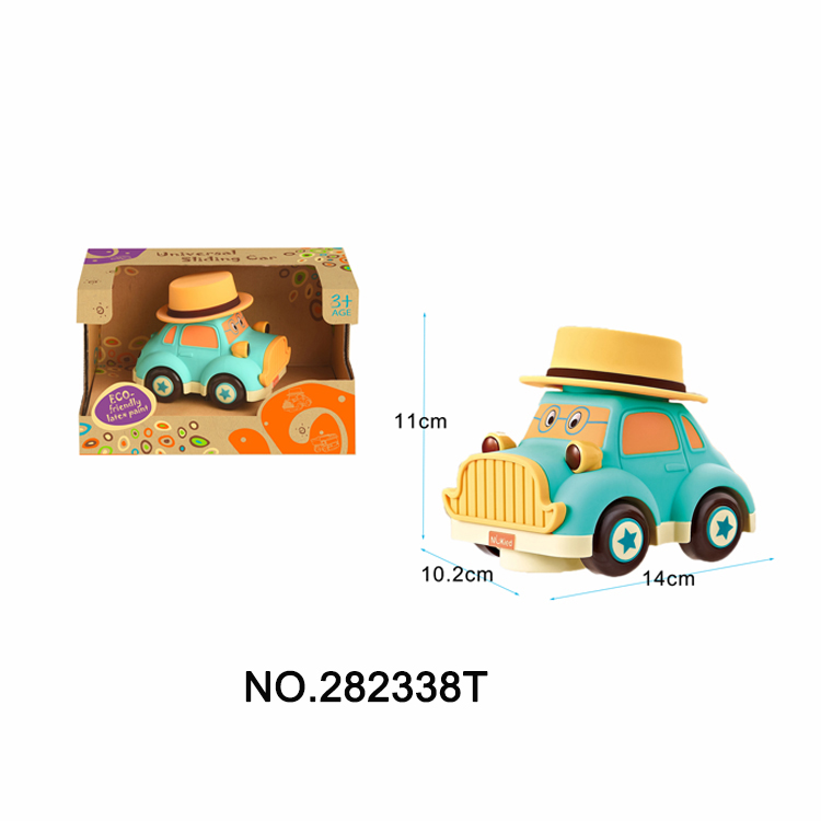Child Car Toys Cartoon