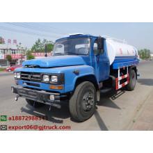 Precio más barato de los aspersores de tanques de agua de 10.000 litros, camión cisterna de agua nuevo, aspersor de agua de 4x2