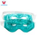 Máscara respetuosa del medio ambiente del gel de enfriamiento reutilizable del proveedor superior para la compresión del ojo