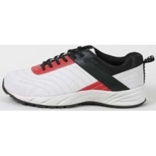 Fashion Colored Men's Pu Safety Sneaker