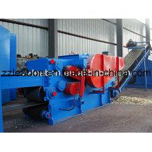 Machine de broyeur de rondins de bois de 5000kg par heure