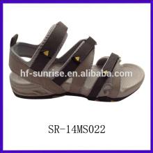 Sandalias de la manera de la playa para los hombres sandalias de los nuevos hombres del diseño