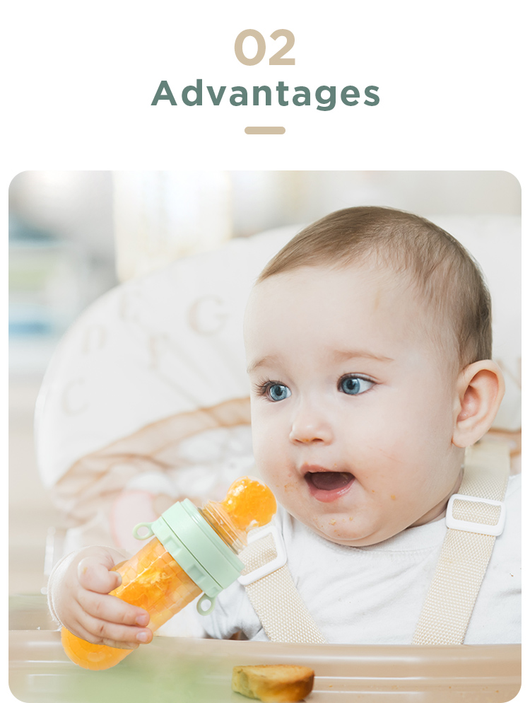 Silicone Feeder For Babies